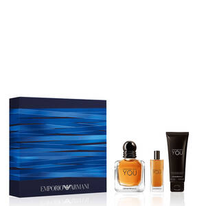 Coffret Cadeau Emporio Armani Stronger with You 50 ml