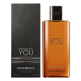 Gel Douche Et Shampoing Emporio Armani Stronger With You