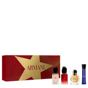 Coffret Giorgio Armani Iconic Miniatures Women