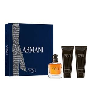 Coffret cadeau Emporio Armani Stronger With You Eau De Toilette 50 ml